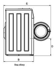 Промышленная стиральная машина Electrolux W575H 8 кг, фото 3
