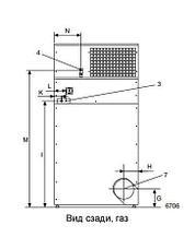 Промышленная сушильная машина Electrolux T41200, фото 2