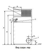 Промышленная сушильная машина Electrolux T41200, фото 3