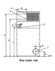 Промышленная сушильная машина Electrolux T4900, фото 3