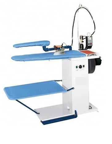 Профессиональный гладильный стол Electrolux FIT2A