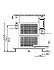 Высокоскоростная стиральная машина Imesa LM 55, фото 2