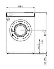 Высокоскоростная стиральная машина Imesa LM 14 МОР, фото 2