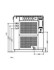Промышленная стиральная машина Imesa RC 85, фото 2