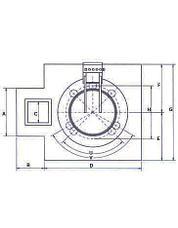 Профессиональная центрифуга для прачечной Imesa ZP 400, фото 2