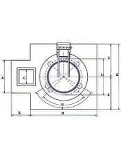 Профессиональная центрифуга для прачечной Imesa ZP 635, фото 2