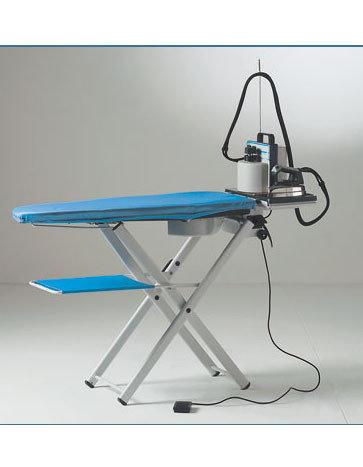 Профессиональный гладильный стол Imesa EASY TABLE + утюг с бойлером EasyIron, фото 2
