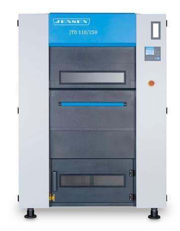 Промышленная сушильная машина Jensen JTD 110/250, фото 2