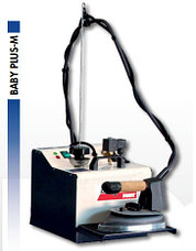 Полупрофессиональный гладильный стол Pony Omega 2000 + переносной парогенератор с утюгом Baby Plus, фото 3