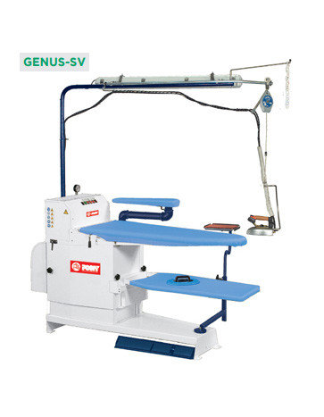 Профессиональный гладильный стол Pony GENUS-SV / GENUS-SV PLUS, фото 2