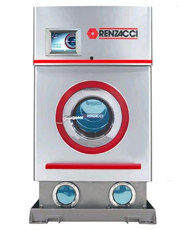 Машина химчистки Renzacci Progress CLUB 20, 2 бака