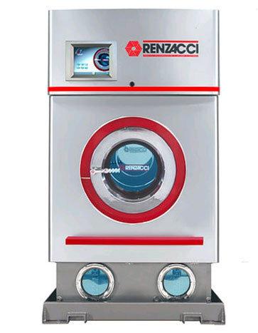 Машина химчистки Renzacci Progress CLUB 20, 2 бака, фото 2