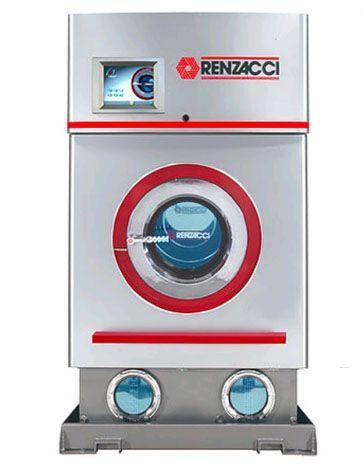 Машина химчистки Renzacci Progress CLUB 30, 2 бака