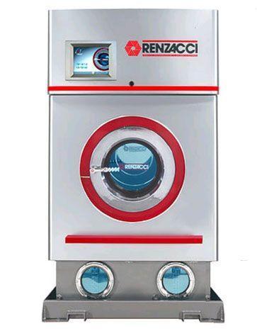 Машина химчистки Renzacci Progress CLUB 35, 2 бака, фото 2