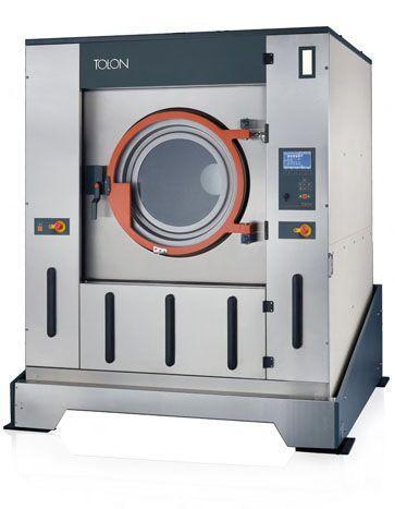 Промышленная стиральная машина Tolon TWE 110 кг, фото 2