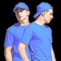 Бейсболка на липучке, StanClassic, 10L, Голубой (76), 56-58