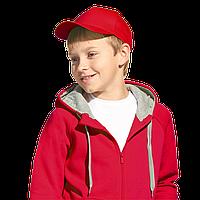 Детская бейсболка, StanClassicJunior, 10J, Красный (14), 52-54