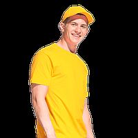 Бейсболка хлопковый велюр, StanComfort, 11, Жёлтый (12), 56-58