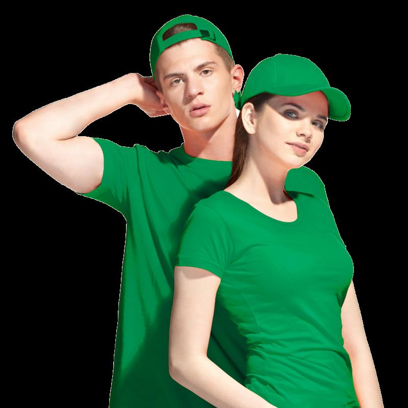 Бейсболка хлопковый велюр, StanComfort, 11, Зелёный (30), 56-58