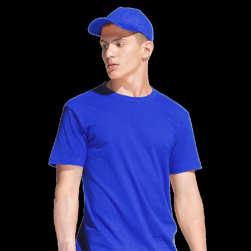 Бейсболка хлопковый велюр, StanComfort, 11, Синий (16), 56-58