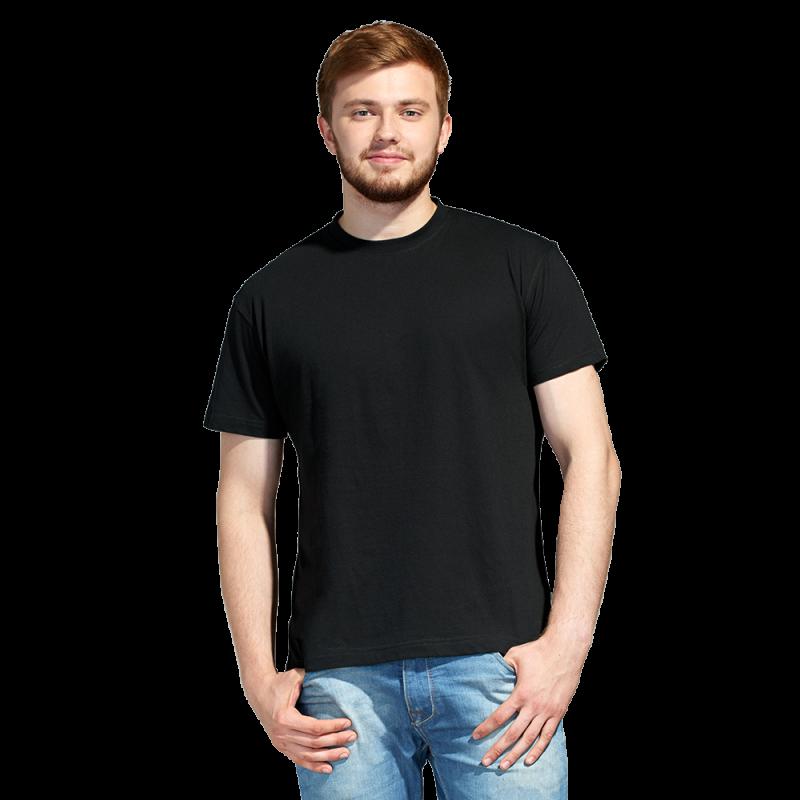 Промо футболка унисекс, StanAction, 51, Чёрный (20), XS/44