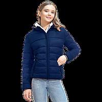 Женская куртка с капюшоном, StanAirWomen, 81W, Тёмно-синий (46), L/48