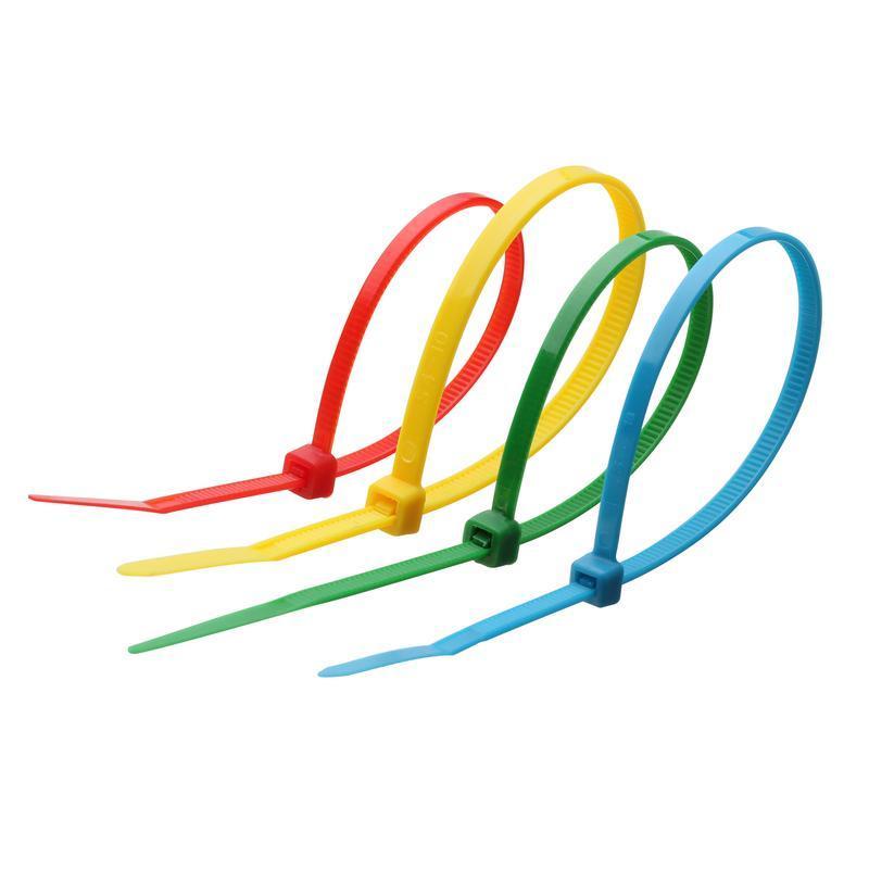 Стандартные нейлоновые стяжки - КСС Fortisflex КСС 4х150(зел)