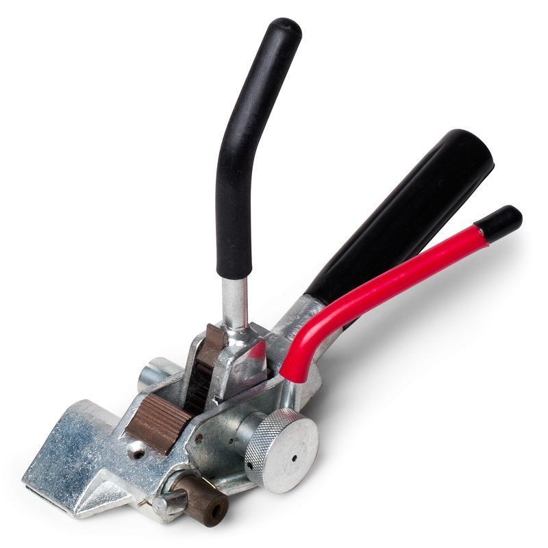 Инструмент с храповым механизмом для натяжения стальной ленты на опорах — ИНТу-20 КВТ ИНТу-20