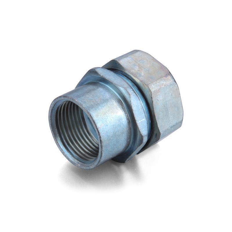 Муфты соединительные «труба — металлорукав» резьбовые — СТМ(Р) Fortisflex СТМ(Р)-100