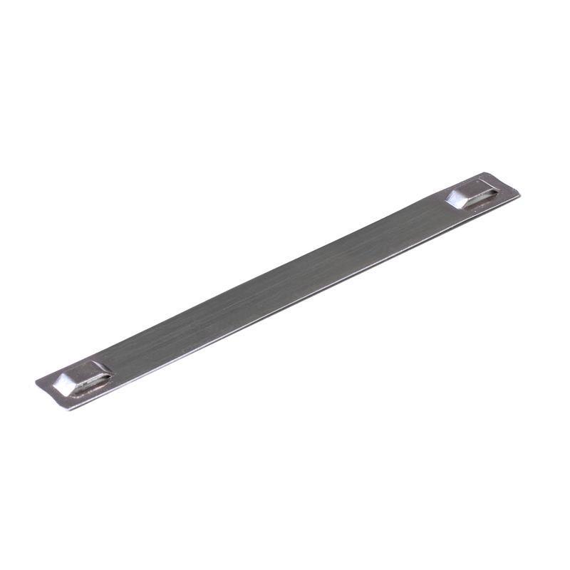 Бирки маркировочные из нержавеющей стали — МБC (316) 89х10 Fortisflex МБC (316) 89х10