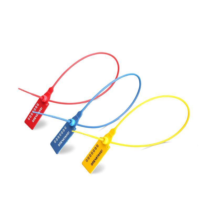 Пломбы пластиковые универсальные — Универсал Fortisflex Универсал-320 (син)