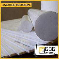 Фторопласт лист 0.5 мм (1000х1000 мм, ~1,2 кг)