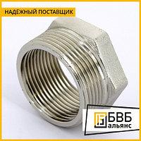 "Футорка переходная 1""х3/4"" НР-ВР AISI 304"