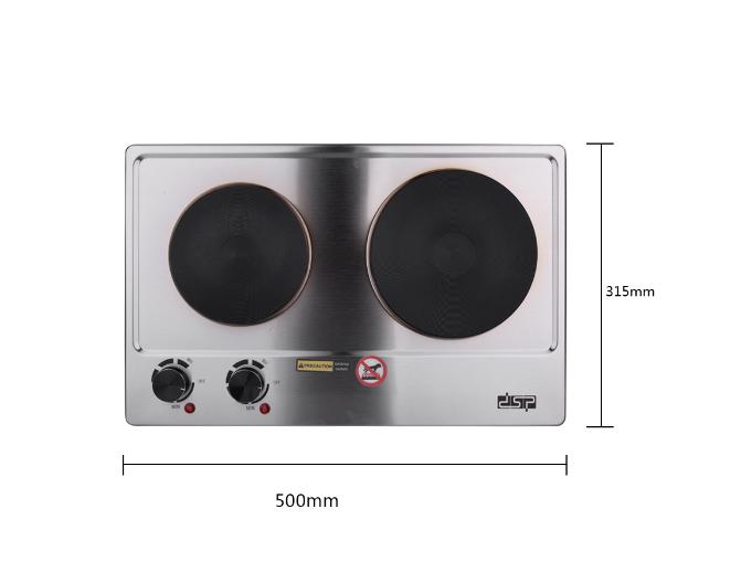 Электрическая плита KD 4047 - фото 4
