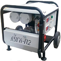 Установка ДУГА П2 (в комплекте с распылителем ДУГА РП1) без системы подогрева компонентов