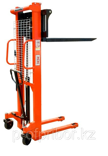 Штабелер ручной гидравлический  SDF 1516 (1.5т/1,6м)