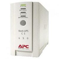 Источники бесперебойного питания APC APC by Schneider Electric Back-UPS CS 650VA 400V