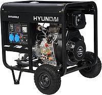 Электростанция дизельная Hyundai DHY 6000LE