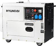 Электростанция дизельная Hyundai DHY 6000SE