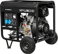 Электростанция дизельная Hyundai DHY 8000LE