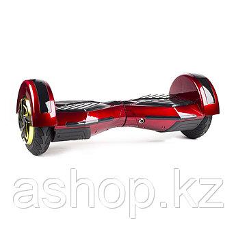 Гироскутер Smart Balance Wheel EU26BR, Скорость (max.): 12 км/ч, Запас хода: 15-20 км, Нагрузка: 110 кг, Угол