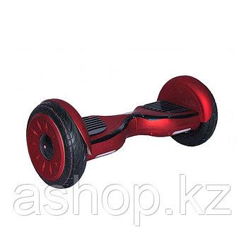 Гироскутер X-game X105A-01, Скорость (max.): 15 км/ч, Запас хода: 25 км, Нагрузка: 120 кг, Размер колеса: 10''