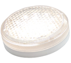 Антивандальный светодиодный светильник Айлин LED ЖКХ 15-МДД-Ф-220В D180