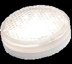 Антивандальный светодиодный светильник AILIN LED ЖКХ 8-220В D180 (без датчика 8Ватт)