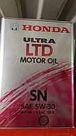 Моторное масло Honda 5w30 08218-99974 4литра