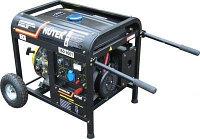 Электрогенератор бензиновый HUTER DY6500LXW (с функцией сварки, с колёсами) 5 кВт