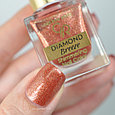 Лак для ногтей Diamond Breeze Shimmering Golden Rose, фото 2
