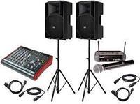 Комплекты звукового оборудован...
