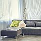 Декор подушка Лама пушистая салатовый цвет, фото 4