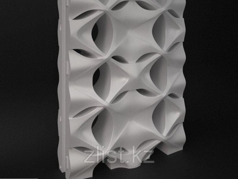 3D перегородка Лотус